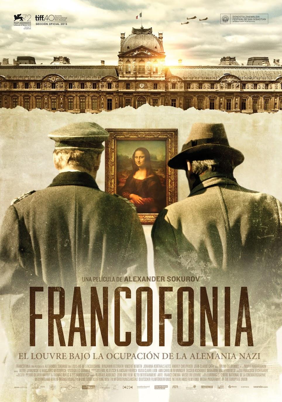 2015 - Francofonia - tt3451720 - Español