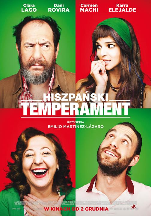 hiszpanskitemperament-poster