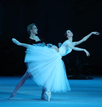 Giselle – Teatr Bolszoj – 20.02, godz.17:00