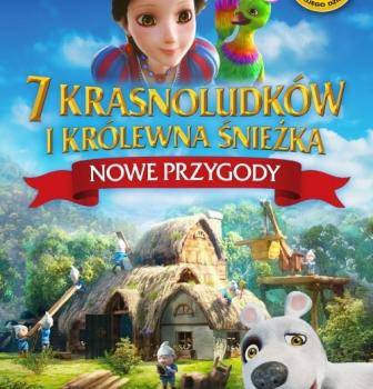 7 krasnoludków iKrólewna Śnieżka – Nowe przygody – od24.07