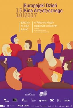 Europejski Dzień Kina Artystycznego – 15.10.2017 – pokazy specjalne wRialto