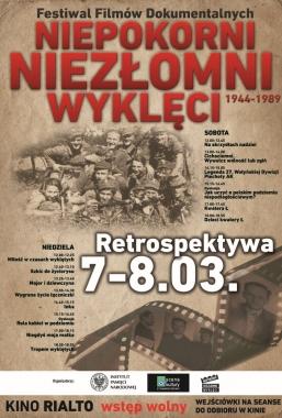 Przegląd Niepokorni, Niezłomni, Wyklęci 7 – 8.03