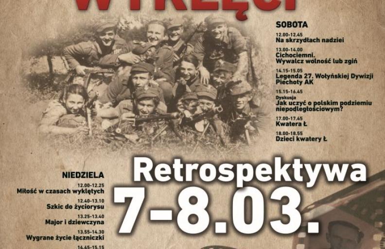 Przegląd Niepokorni, Niezłomni, Wyklęci 7-8.03