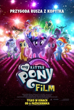 My Little Pony. Film – od 6.10