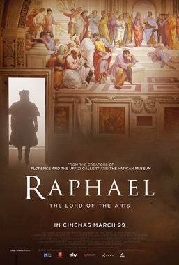 Raphael: The Lord of the Arts  – 22.09, godz. 15:00