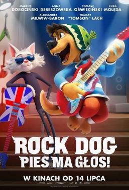 Rock Dog. Pies ma głos! – od14.07