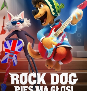 Rock Dog. Pies ma głos! – od 14.07