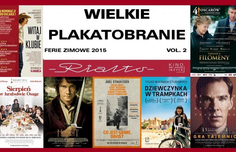 WIELKIE PLAKATOBRANIE VOL. 2