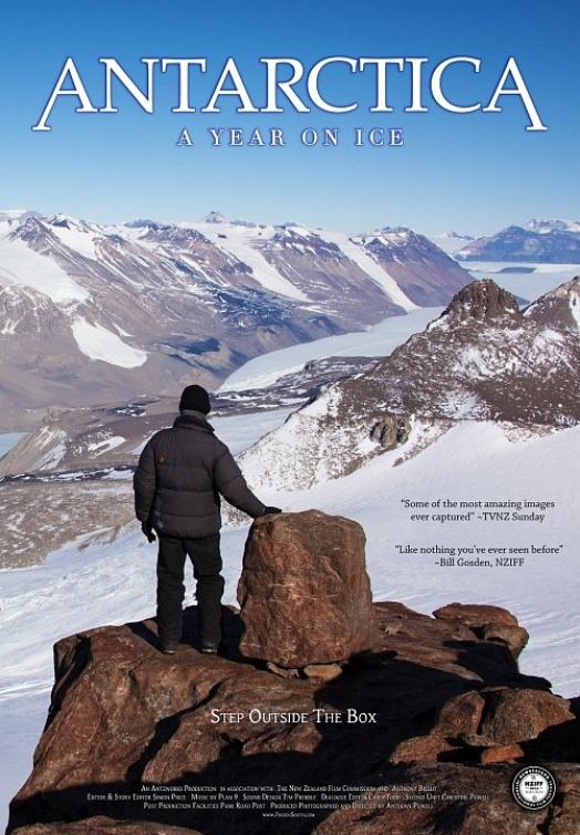 Antarktyda. Rok nalodzie – niedziela, 26.04, godz.17:15