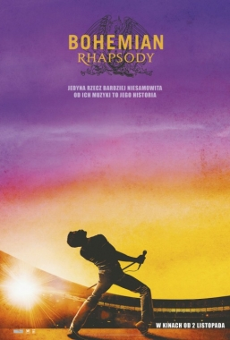 Bohemian Rhapsody – pokaz przedpremierowy 28.10, 18:00