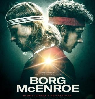 Borg/McEnroe. Między odwagą aszaleństwem – od27.10