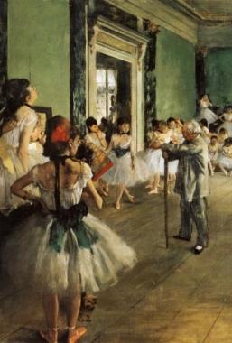 Degas. Umiłowanie perfekcji – Wystawa naekranie – 10.11, godz.15:00