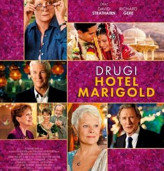 Drugi Hotel Marigold – od8.05