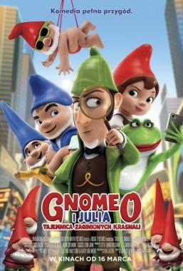 Gnomeo iJulia. Tajemnica zaginionych krasnali – od7.04