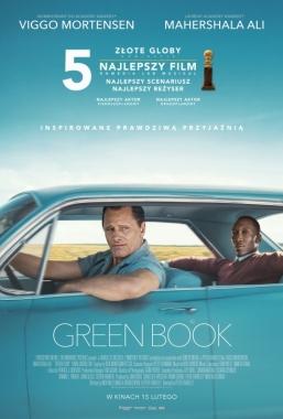 Green Book – pokazy przedpremierowe 18.01 o18:00 i23.01 o20:30