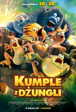 Kumple zdżungli – od1.12