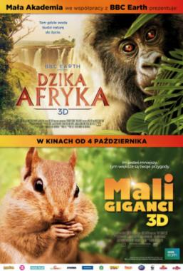 Dzika Afryka 2D –  23.10 godz.10:00