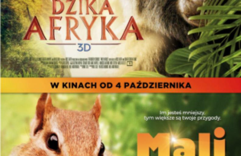 Mała Akademia BBC Earth -Dzika Afryka