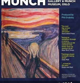 Munch 150 – Wystawa naekranie – 16.09, 15:00