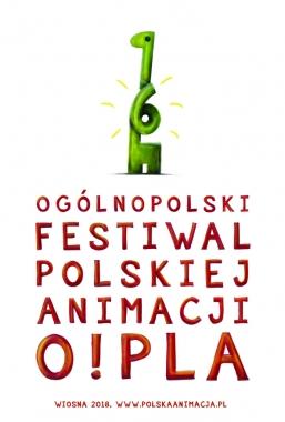 Ogólnopolski Festiwal Polskiej Animacji O!pla- kategoria przedszkolna – Program I12.05 godz.12:00
