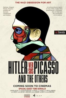 Hitler kontra Picasso ireszta – 8.12, godz.15:00