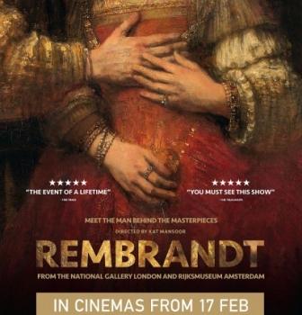Rembrandt zThe National Gallery wLondynie iRijksmuseum wAmsterdamie – 9.06, godz.15:00