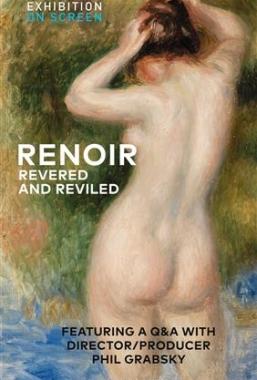 Renoir zserii Wystawa naekranie 8.04, godz.15:00