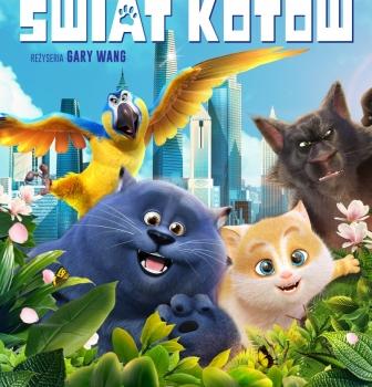 Sekretny świat kotów  – od11.01