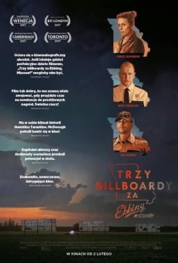 Trzy billboardy zaEbbing, Missouri
