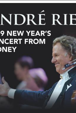 Andre Rieu – koncert karnawałowy zSydney