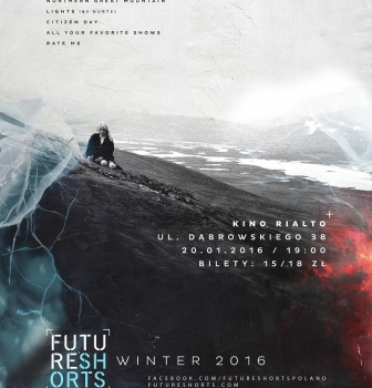 FUTURE SHORTS WINTER SEASON 17.02,  GODZ. 19:00