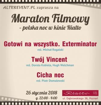 Polska Noc – Maraton filmowy