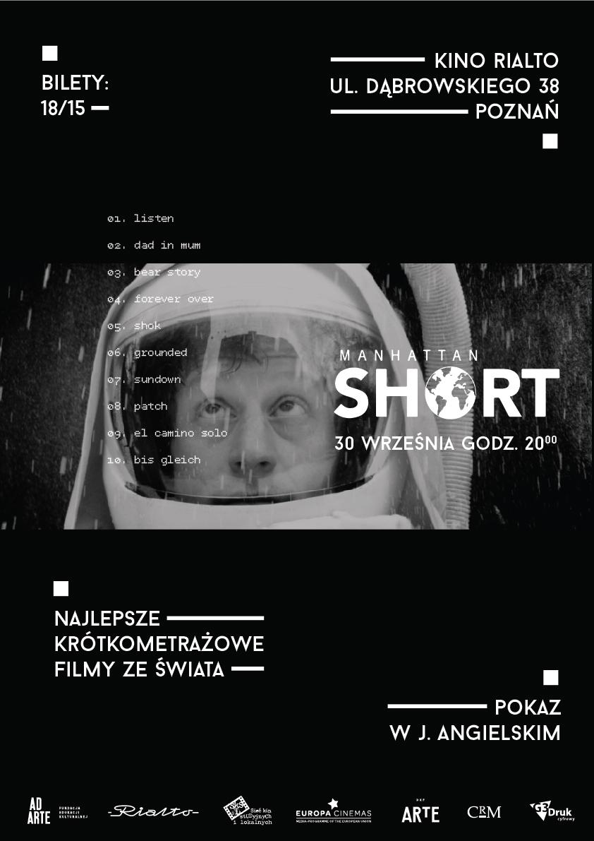 Manhattan Shorts Plakat-01