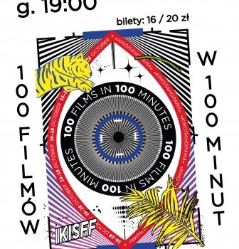 100 filmów w100 minut – 16.01, godz.19:00