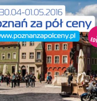 Poznań zapół ceny – bilety po9 zł