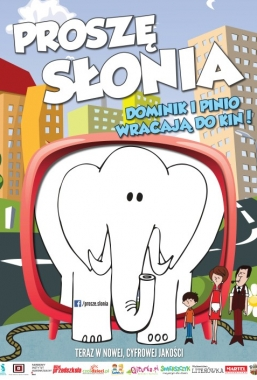 Proszę słonia – Eurobajka 21.02