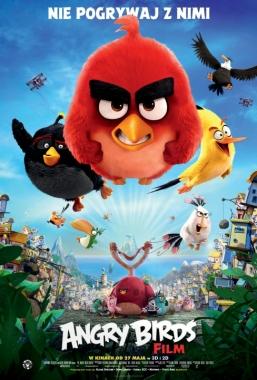 Angry birds – seanse szkolne
