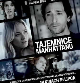 Tajemnice Manhattanu – od22.07