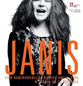 Janis – dodatkowy pokaz 21.02