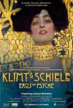 Klimt iSchiele. Eros iPsyche – 5.10, godz.15:00