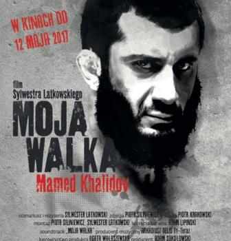 Moja walka. Mamed Khalidov – pokaz specjalny 12.05, godz.19:30