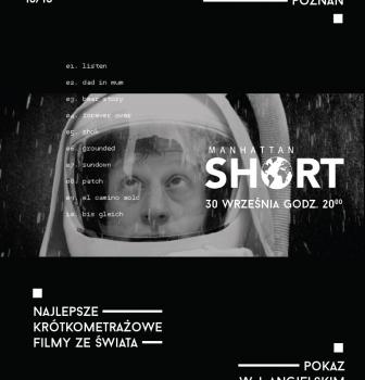 Manhattan Short film Festival – 30.09, godz.20:00