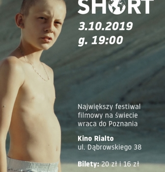 Manhattan Short Festiwal – 3.10,  godz.19:00