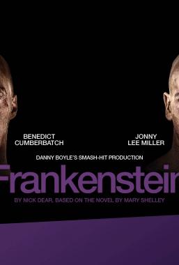NT Live: Frankenstein – Benedict Cumberbatch wroli Frankensteina – 20.10, godz.15:00