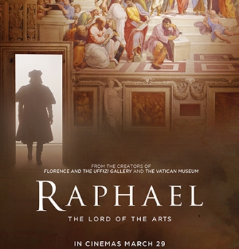 Raphael: The Lord of the Arts  – 22.09, godz.15:00
