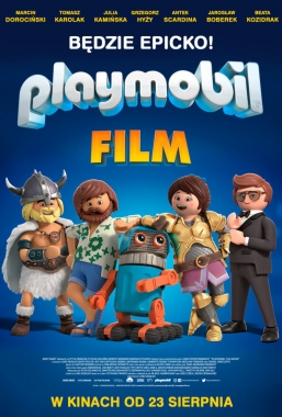 Playmobil. Film – od 23.08