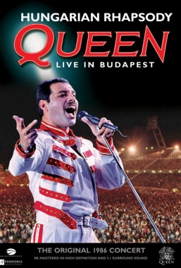 Queen – Hungarian Rhapsody – retransmisja – 2.04, godz. 17:15