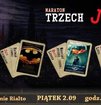Maraton trzech Jokerów – 2.0920:00