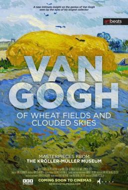 Van Gogh. Pola zbóż izachmurzone niebiosa – 30.03, godz.15:00