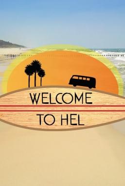 Welcome toHel – SURF FILM FESTIVAL POZNAŃ – 13.12, godz.19:00